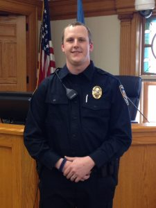 Tim Wesseling – Police Officer